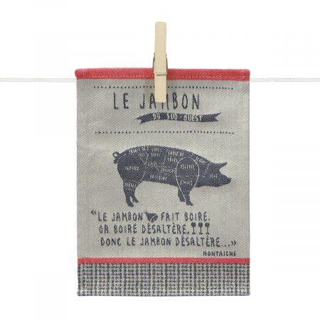 para-tapas mini torchon jambon de bayonne