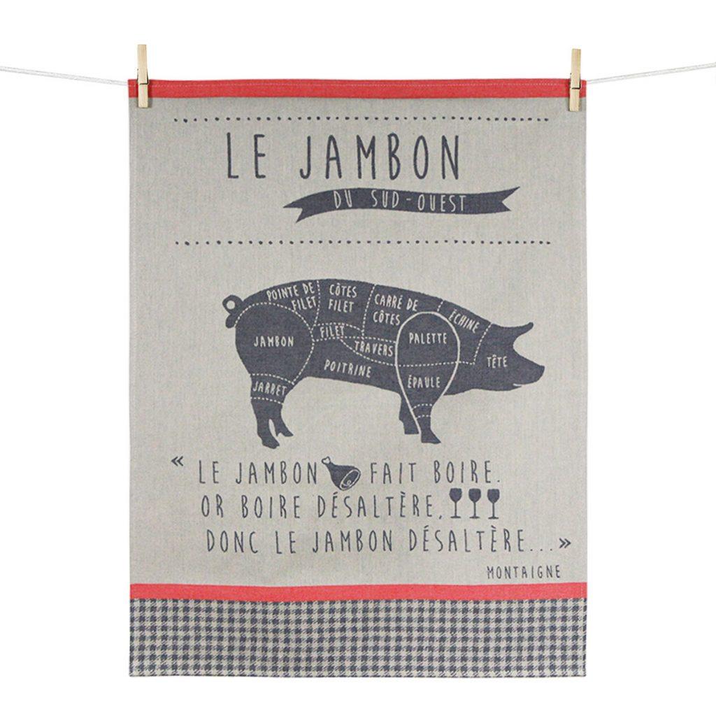 JAMBON DE BAYONNE