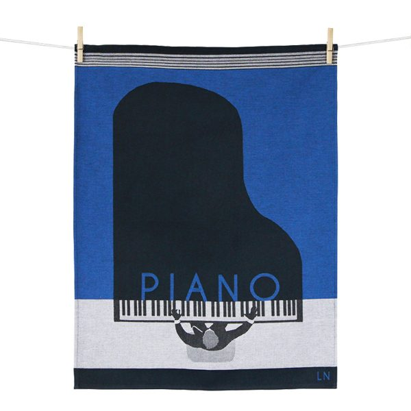 torchon piano made in france