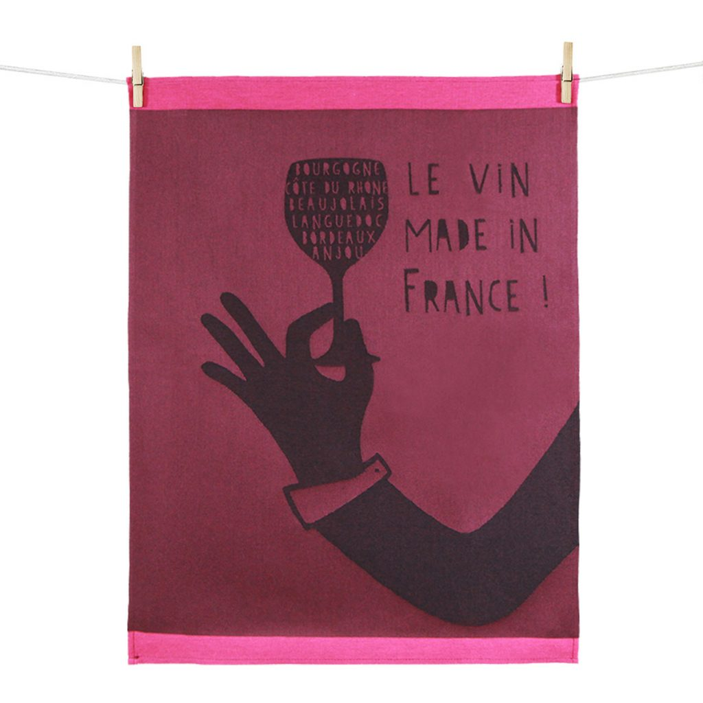 VIN MADE IN FRANCE