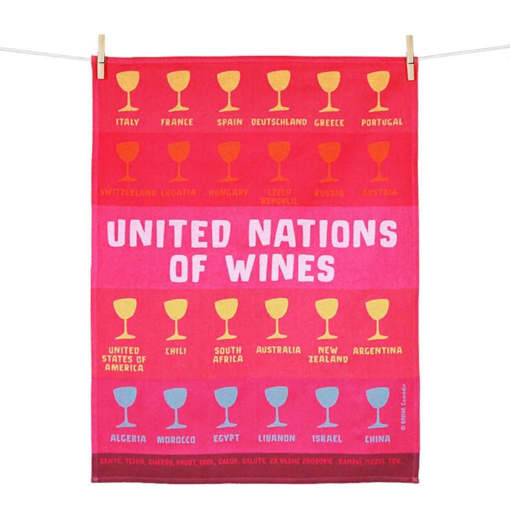 UNITED NATIONS OF WINE
