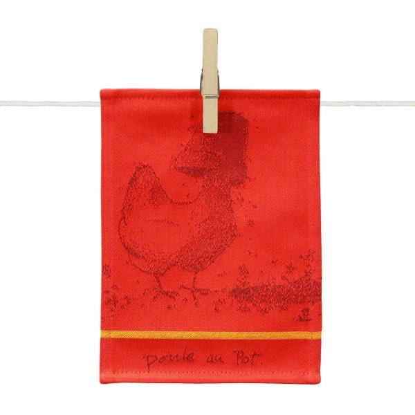 para-tapas mini torchon poule au pot perry taylor