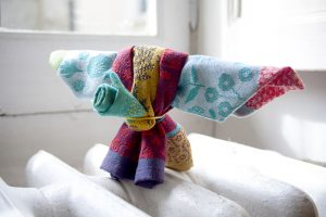 Tuto récup pliage para-tapas éléphantDIY