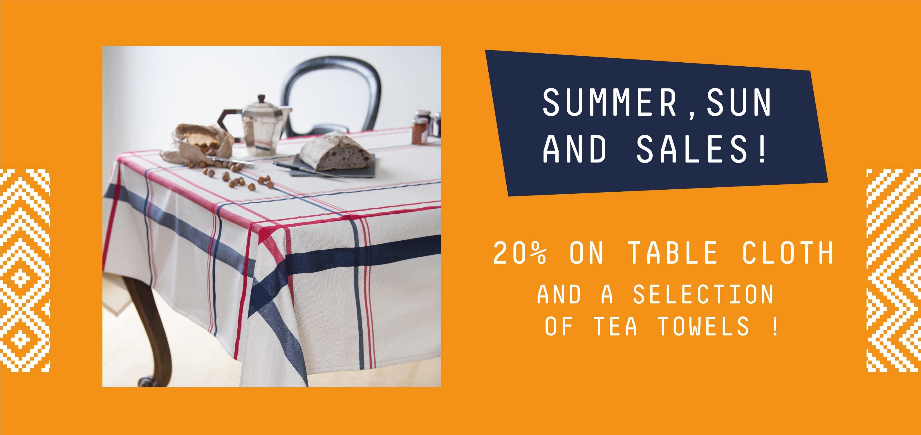 Carrousel sales summer 2020