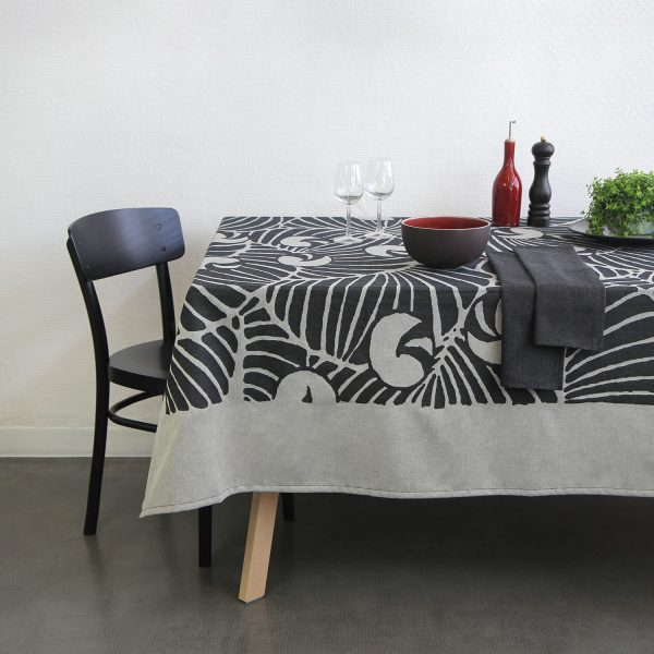 nappe jacquard made in france