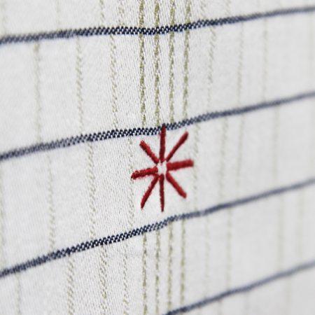 linge basque contemporain design samuel accoceberry pour tisseur bearnais tissage moutet a orthez