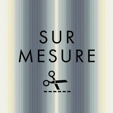 nappe sur mesure lerroa linge basque contemporain tissage moutet en collaboration avec samuel accoceberry